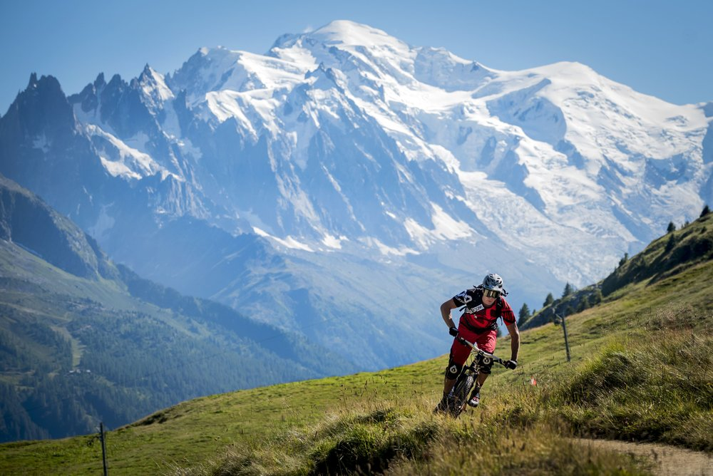Alps Chamonix France - These 7 day, 7 night camps (6 days of riding) are intended for advanced intermediate and above riders and go from Saturday to Saturday. The focus of these tours is descending many major descents in Chamonix Valley, France - Aosta Valley, Italy as well as routes in Switzerland.Camp 1: August 1-8, 2020Camp 2: August 8-15, 2020