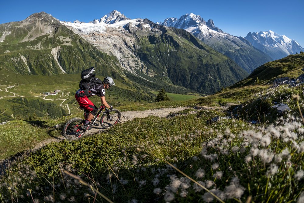 Tour du Mont BlancE-Bike Tour - Circumnavigate Mont Blanc, Europe's highest peak in 6 days and 7 nights, riding 3 countries.Depart from Chamonix on Sunday morning. Finish the following Friday afternoon back in Chamonix.Dates to be announced